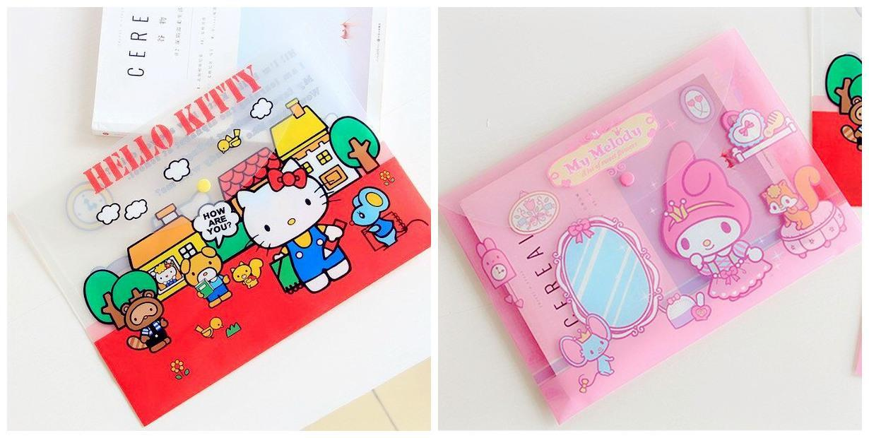 SY0417 DECORATIVE CARTOON FILE HOLDER