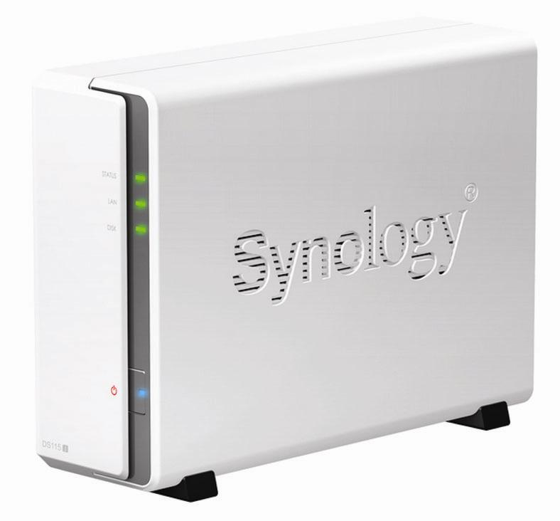 Synology DiskStation DS115j NAS Storage