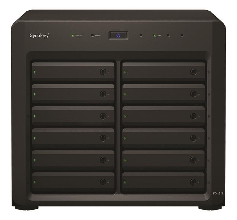 Synology Diskstation DX1215