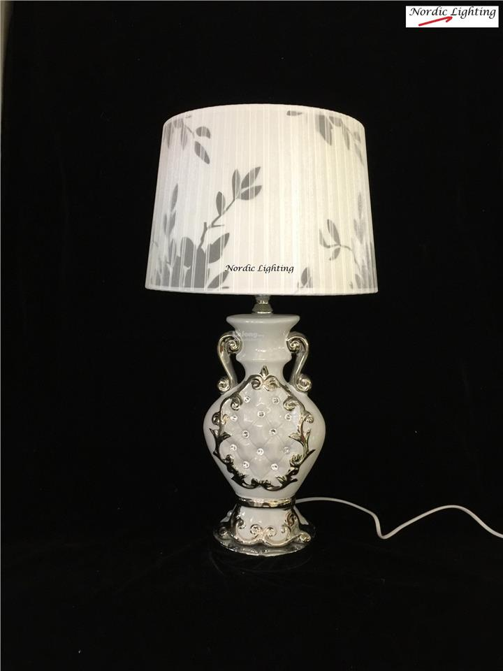 TABLE LAMP (SHI-A007-WH)