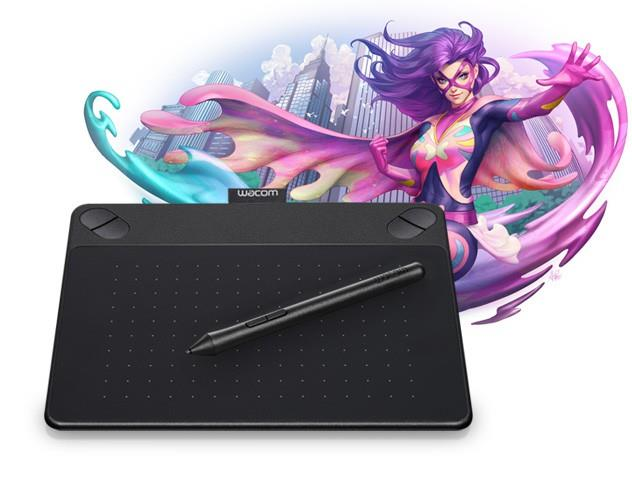 TABLET WACOM INTUOS COMIC SMALL (CTH-490/K1-CX)