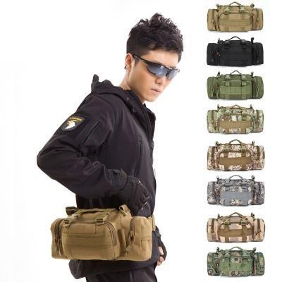 Tactical Shoulder Waist Pouch Sling (end 6/19/2018 5:38 PM)