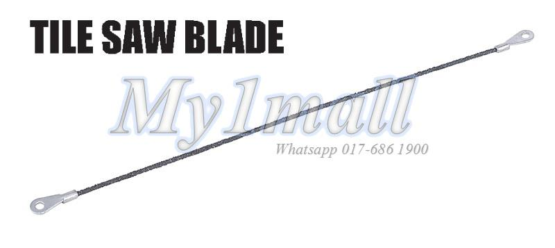 TACTIX 284035 SAW BLADE TILE 150MM/6""