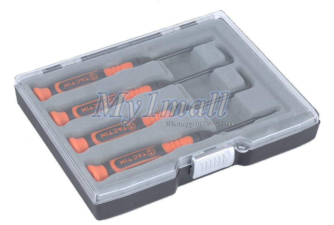 TACTIX 545313 4PC PRECISION BLADE SET