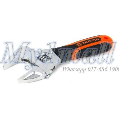 TACTIX 900213 STUBBY ADJ WRENCH 125MM/5IN.