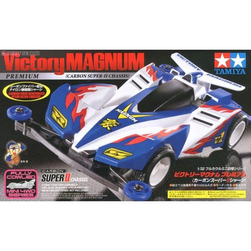 Tamiya Mini 4WD Victory Magnum Cowl With Sticker