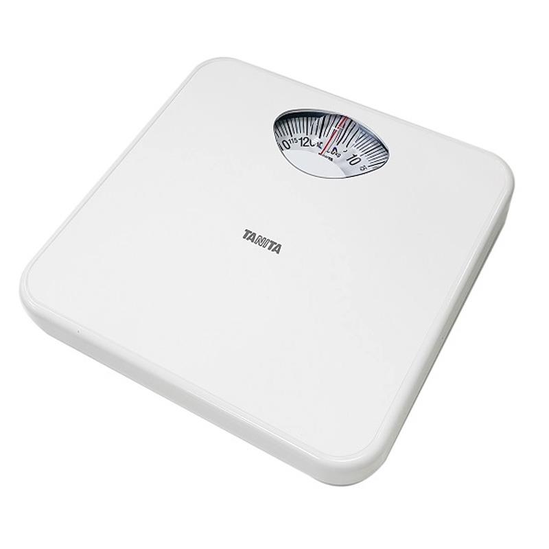 Tanita Classic Dial Mechanical Scale - HA801 (White)