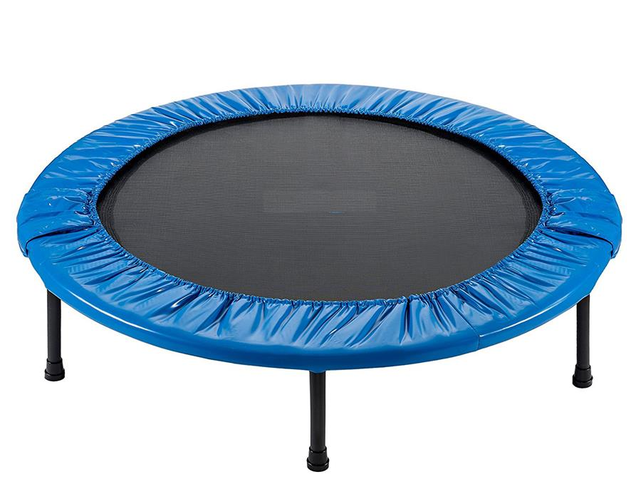 TaraAtul 60' Foldable Adult Trampoline Fitness Slimming Anti Stress