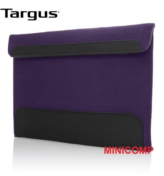 "Targus 13.3"" Ultrabook Thin Canvas Sleeve TTS00107"