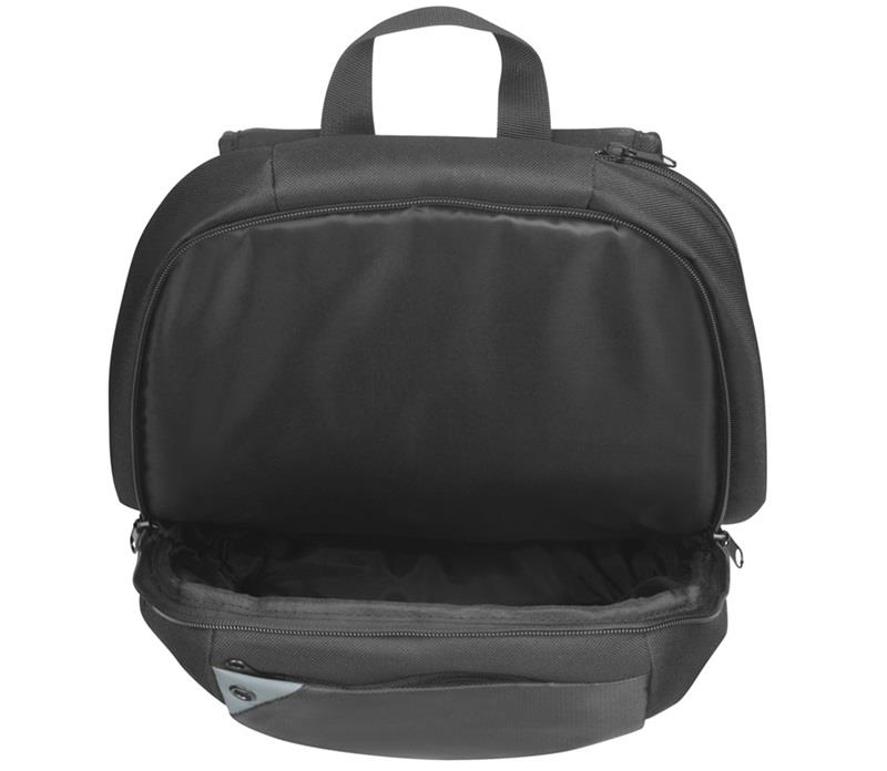 TARGUS BP15 INTELECT 15.6' LAPTOP BACKPACK - BLACK  (092636319953)