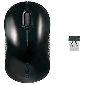 Targus Wireless BlueTrace Mouse (black) AMW063AP Ergonomic
