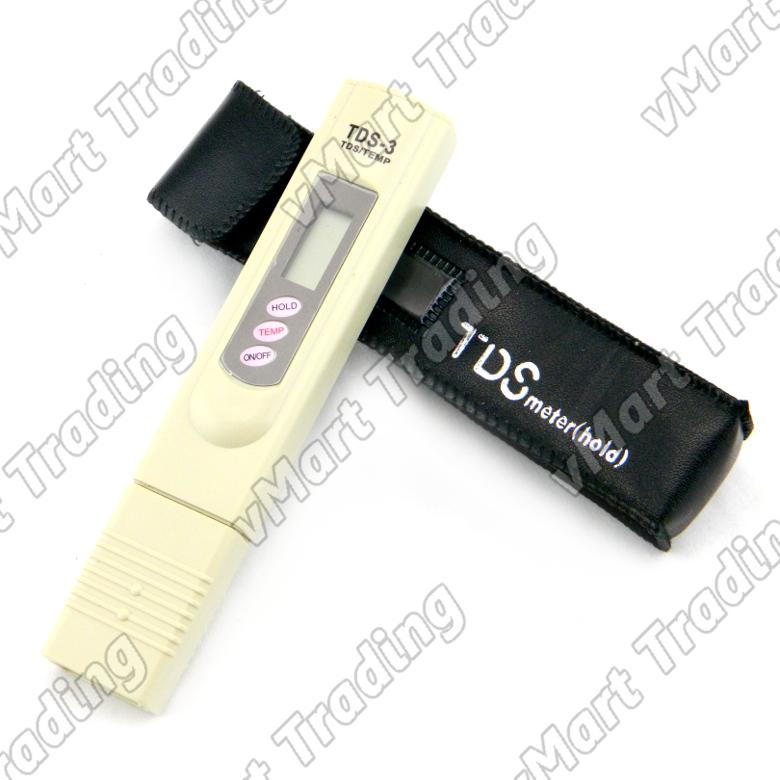 TDS-3 2-in-1 Digital TDS and Temperature Meter Tester