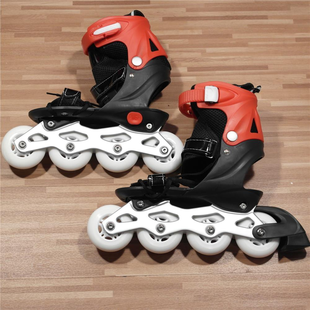 Roller skate shoes penang - Team Malaysia Pantascomplete Recreational Inline Skate Red
