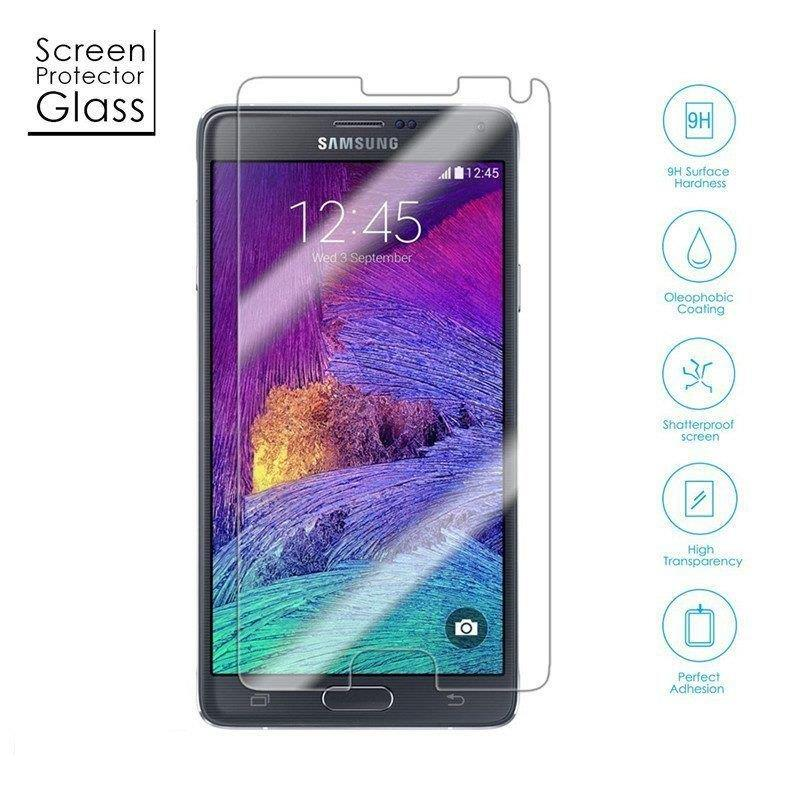 Tempered Glass for 5.7' Samsung Note 4