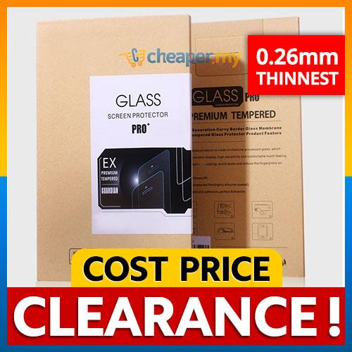 Tempered Glass PRO Screen Protector 9H 2.5D Samsung S4 S5 Note 2 3
