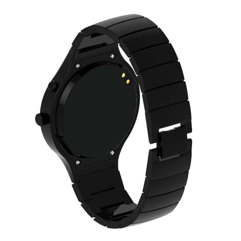 Ten Fifteen K1 Quartz Smart Watch Dual Core Bluetooth (Black)