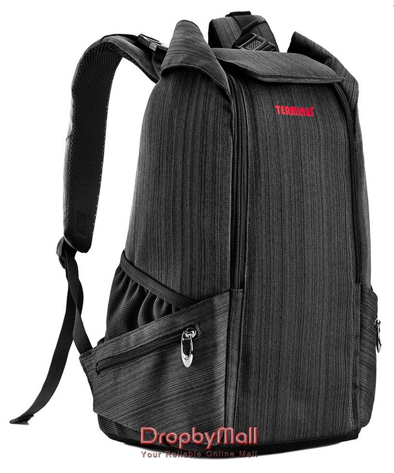 Terminus Flying Fox Laptop Backpack (Black)