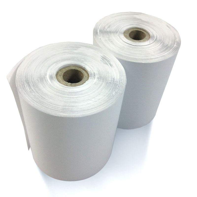 Thermal Paper Roll (Size: 80mm x 60mm x 12mm)