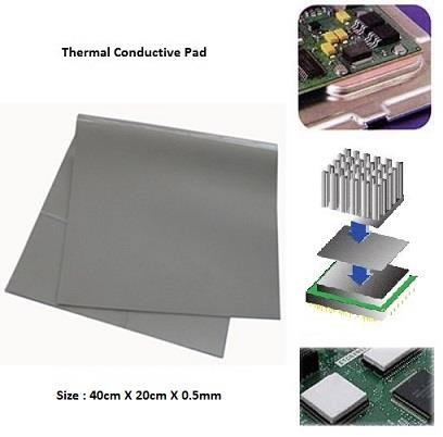Thermally Conductive Interface Pad (Full Size)