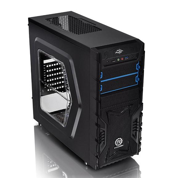 Thermaltake Versa H23 Window Mid-Tower Chassis USB 3.0 ATX Casing