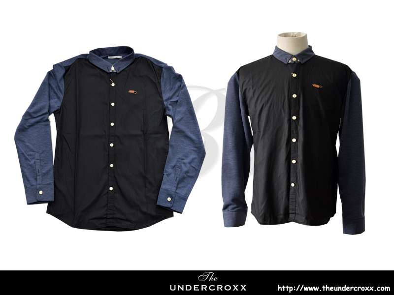 TheUndercroxx 6053L x Black Shirt (NEW)