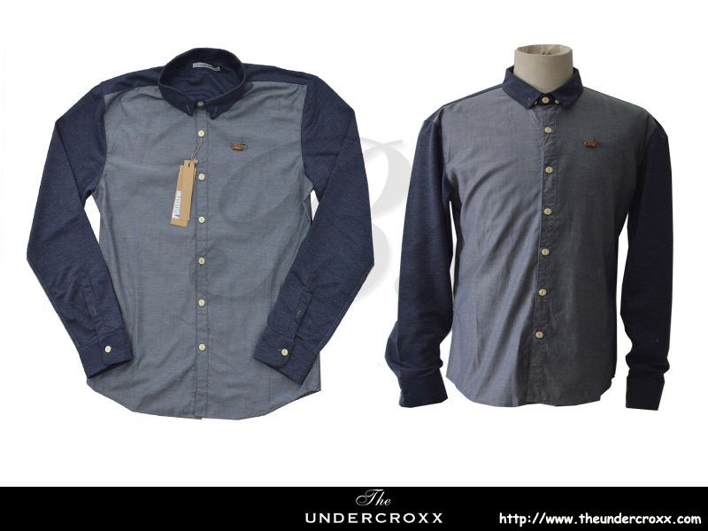 TheUndercroxx 6053L x Dark Grey Shirt (NEW)
