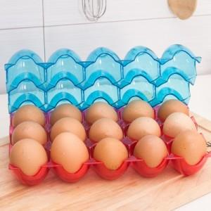 Thick 15 Grid Egg Storage Case