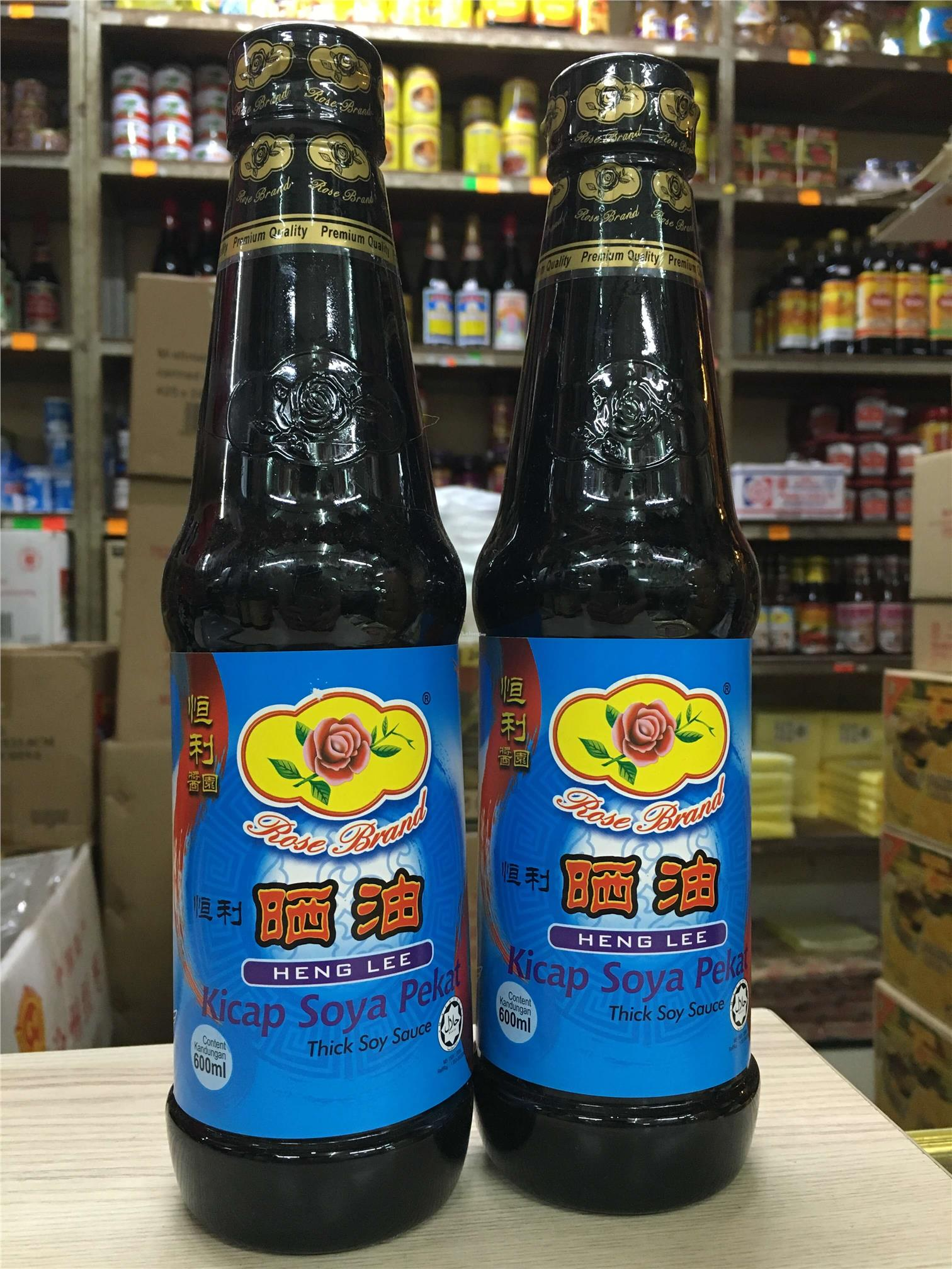 Thick Soy Sauce 600lm