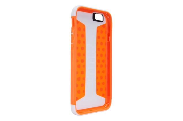 THULE ATMOS X3 IPHONE 6 PLUS CASE - WHITE/ORANGE