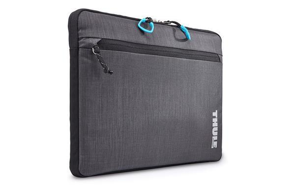 THULE STRAVAN MACBOOK+iPAD SLEEVE 15˝ - GREY TSPS115