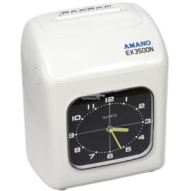 TIME RECORDER AMANO 3500N