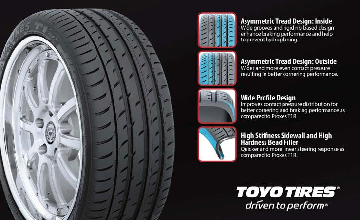 New Tire Toyo Proxes T1Sport (Japan) Size 235-35-19