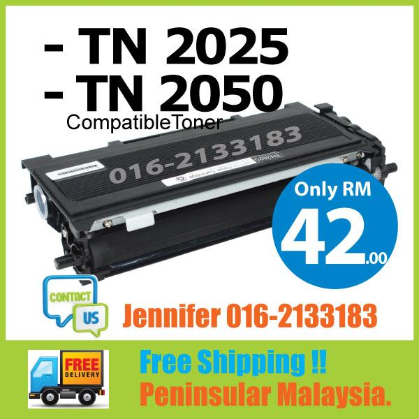 MY TN2025/TN2050@Compatible-Brother MFC7820 MFC 7220 7225n 7420 7820