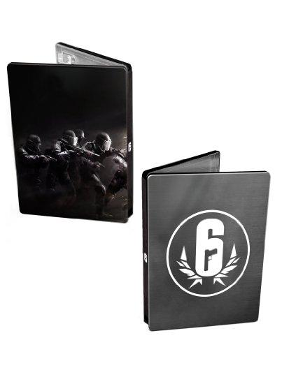 Tom Clancy's Rainbow Six Siege Limited Edition Steel Case