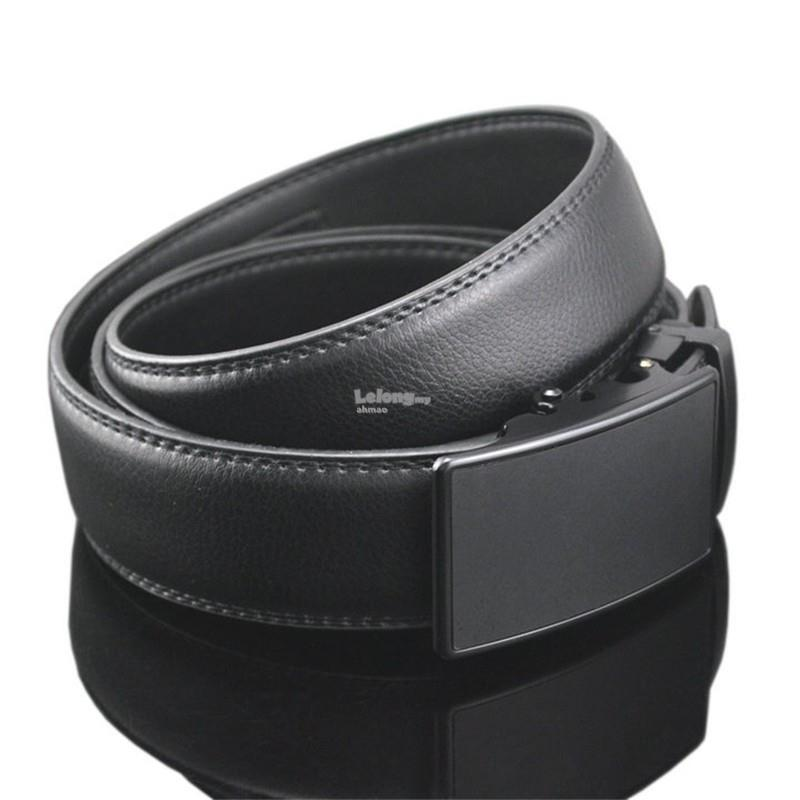 Top Genuine Men Leather Belt Fashion Casual Buckle Design