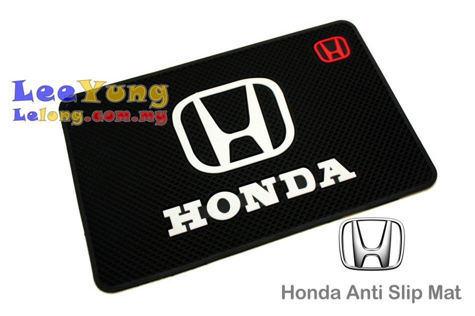 Top Quality Honda Dashboard Anti-Slip Mat Non Slip Pad for Honda Cars$