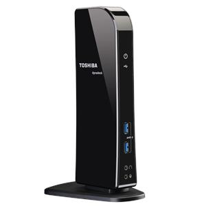 TOSHIBA DYNADOCK U3.0 USB CONNECT DOCKING STATION, A3927L-1PRP