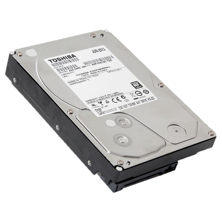 Toshiba Internal 1TB 3.5' Internal Hard Disk