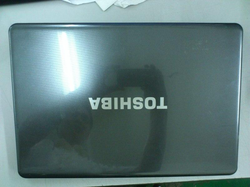 Toshiba Satellite L510 Notebook LCD Cover Back 021213
