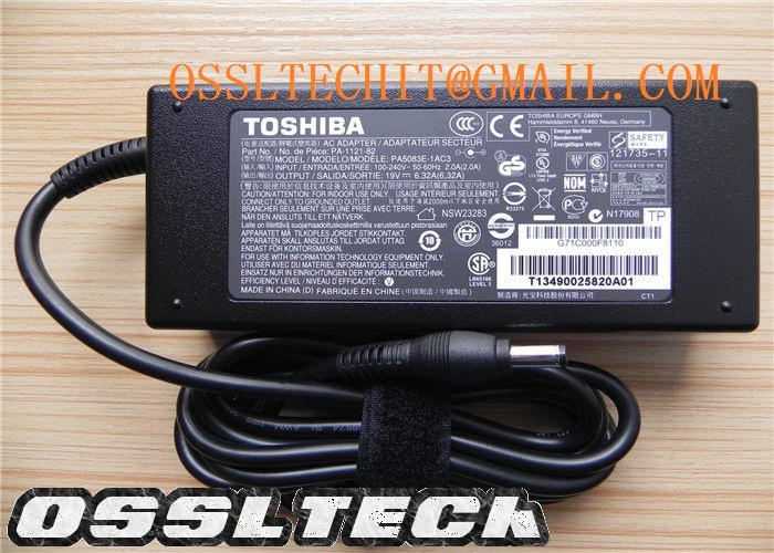 TOSHIBA Satellite L555 P10 A65 U505 M505D A75 POWER Adapter Charger