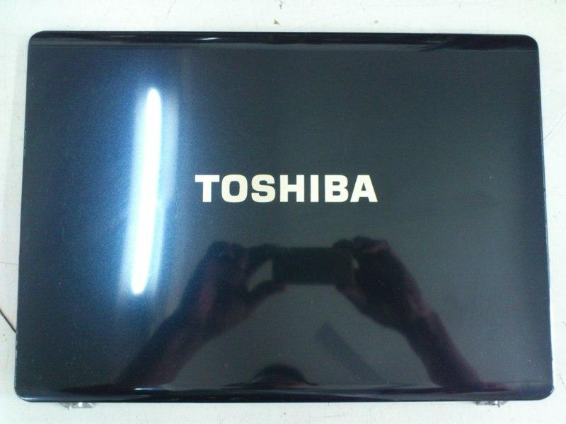 Toshiba Satellite M200 Notebook LCD Casing  Back 041213