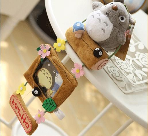 Totoro doll cover pattern photo frame album - TOTORO005