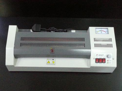 Touch A3 Laminator Laminate Laminating Machine With Laminate Pouch
