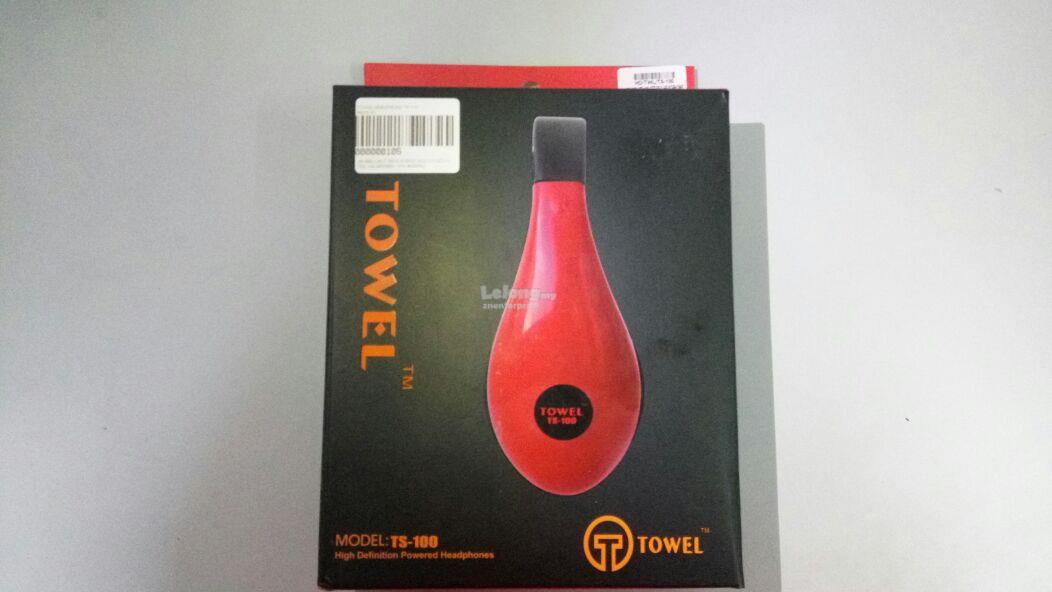 Towel TS-100 Stereo Headphone