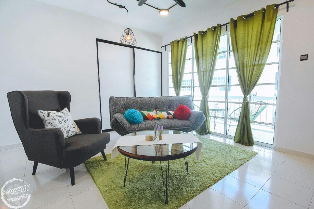 Townvilla for Sale at The Trails of Kampar, Perak