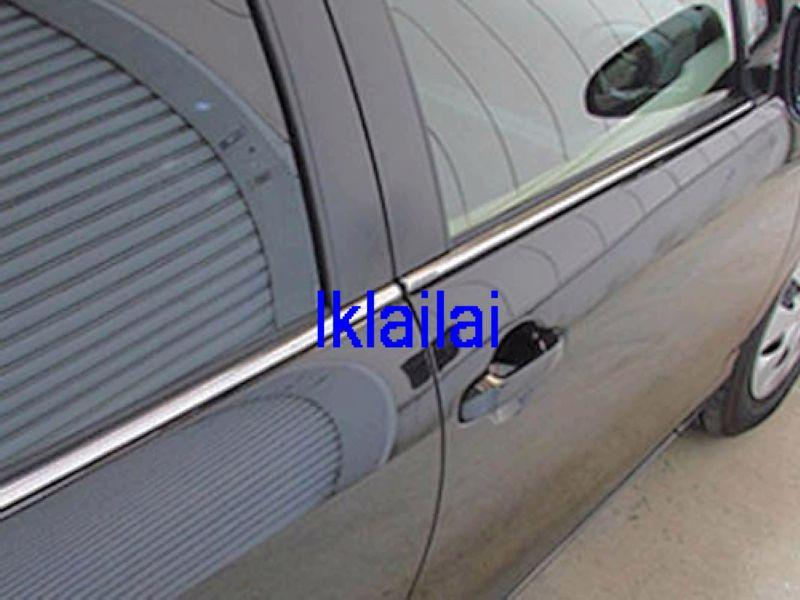 Toyota Alphard `08 ANH-20 Window Trim Chrome