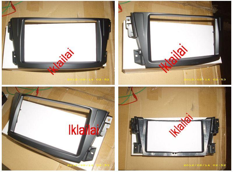 Toyota Caldina Double Din Casing /Dashboard Panel Casing