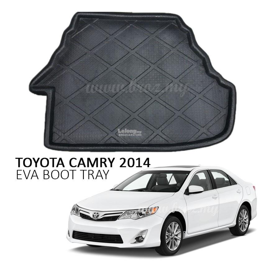 Toyota Camry 2014 EVA Luggage Boot Cargo Trunk Tray