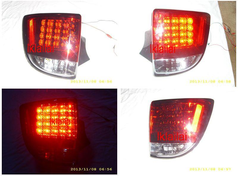 TOYOTA CELICA '00-04 LED Tail Lamp [Red-Clear]
