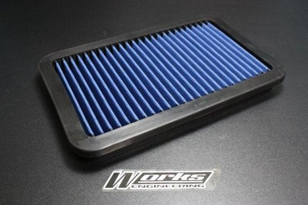 TOYOTA CELICA GT 1.8 2000 - 2005 WORKS ENGINEERING Drop In Air Filter